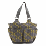 Timi&Leslie Canvas Collection Tag-A-Long Tote