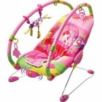 Tiny Love Princess Bouncer in Pink