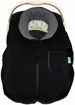 Tivoli Couture Infant Car Seat Jacket New York