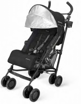 UPPAbaby G-Luxe 2013/2014 All Black