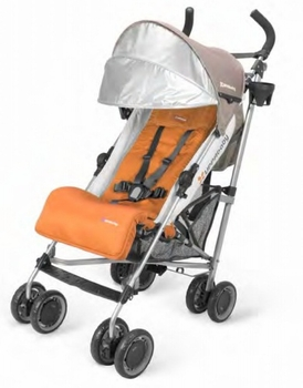 UPPAbaby G-Luxe 2013/2014 Ani Orange