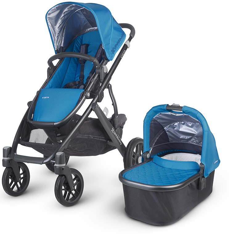 Uppababy Vista 2016/2016 Stroller - In Stock,Free Shipping!