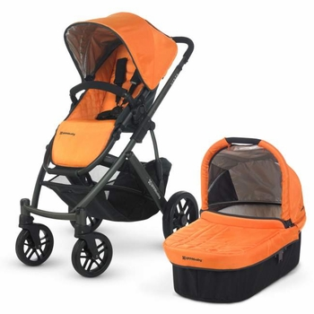 UPPAbaby Vista Stroller 2013/2014 Drew Orange