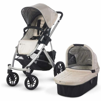 UPPAbaby Vista Stroller 2014 Lindsey Wheat