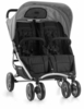 Valco Baby Snap Vogue Duo Hood Pack Silver