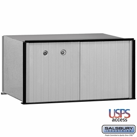 Aluminum Parcel Lockers for USPS Delivery