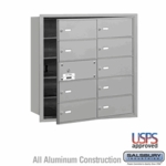 4B Mailboxes - 1 to 10 Tenants
