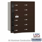 Salsbury 3612ZFU 4B Mailboxes 11 Tenant Doors Front Loading - USPS Access