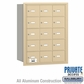 Salsbury 3615SRP 4B Mailboxes 14 Tenant Doors Rear Loading - Private Access