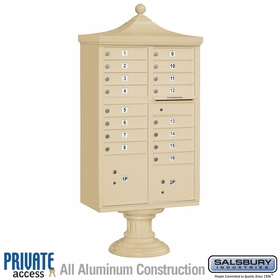 16 Door Decorative CBUs for Private Delivery