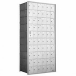 10 Doors High x 6 Doors (59 Tenants) 1600 Series Front-Load Private Distribution Cluster Mailbox