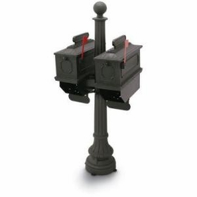 1812 Port Angeles 65 in. Plastic Mailbox