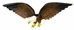 "Whitehall 24"" Wall Eagle (Life-Like MultiColor)"