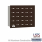 Salsbury 3625ZRU 4B Mailboxes 24 Tenant Doors Rear Loading - USPS Access