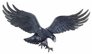 "Whitehall 29"" Wall Eagle Black"
