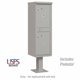 Outdoor Parcel Lockers for USPS Delivery