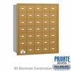 Salsbury 3635GRP 4B Mailboxes 34 Tenant Doors Rear Loading - Private Access