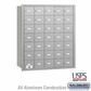 Salsbury 3635ARU 4B Mailboxes 34 Tenant Doors Rear Loading - USPS Access