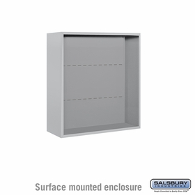 3808 Double Column Surface Mounted Enclosure