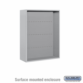 3810 Double Column Surface Mounted Enclosure