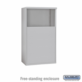 3904 Double Column Free-Standing Enclosure