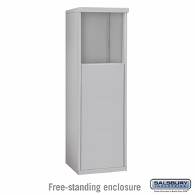 3904 Single Column Free Standing Enclosure