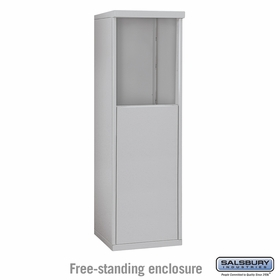 3905 Single Column Free Standing Enclosure