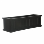 Cape Cod 3 Foot Window Flower Box