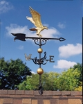 Whitehall Rooftop Weathervanes