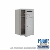 Salsbury 3707S-1PAFP 4C Mailboxes 1 Parcel Locker Front Loading