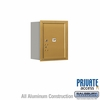 Salsbury 3705S-1PGRP 4C Mailboxes 1 Parcel Locker Rear Loading