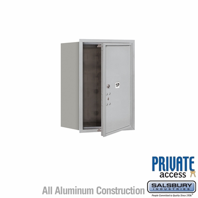 Salsbury 3706S-1PAFP 4C Mailboxes 1 Parcel Locker Front Loading