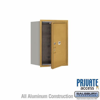 Salsbury 3706S-1PGFP 4C Mailboxes 1 Parcel Locker Front Loading