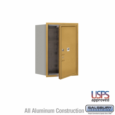 Salsbury 3706S-1PGFU 4C Mailboxes 1 Parcel Locker Front Loading