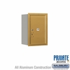 Salsbury 3706S-1PGRP 4C Mailboxes 1 Parcel Locker Rear Loading