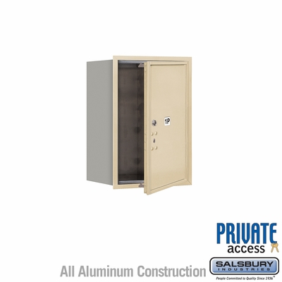Salsbury 3706S-1PSFP 4C Mailboxes 1 Parcel Locker Front Loading