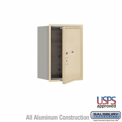 Salsbury 3706S-1PSFU 4C Mailboxes 1 Parcel Locker Front Loading