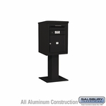 4C Pedestal Mailboxes - 1 to 2 Doors