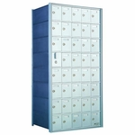 8 Doors High x 6 Doors (47 Tenants) 1600 Front-Load Private Distribution Mailbox
