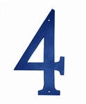 "8"" Standard House Numbers (Choose Color)"