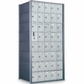 9 Doors High x 3 Doors (26 Tenants) 1600 Front-Load Private Distribution Mailbox