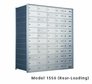 9 Doors High x 5 Doors (45 Tenants) 1500 Horizontal Mailbox Rear-Load
