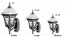 Abington Estate Bottom Mount Wall Bracket Lighting Fixture