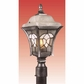 Abington Estate Post Lantern Set Lighting Fixture