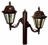 Victorian Twin Lanterns Lighting Fixture