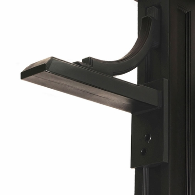 Address Sign Arm - Black