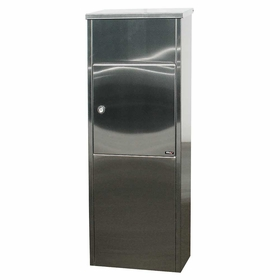 Allux 600 Stainless Steel Mail Drop Box