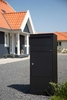 Allux 800 Parcel Box in Black