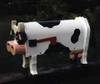 ANIMALS - Cow Woodendippity Mailbox