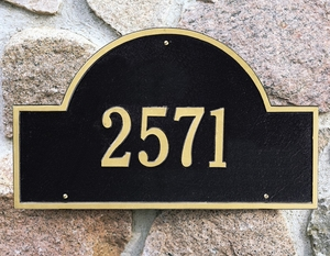 Whitehall Top Selling Personalized Plaques